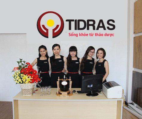 Tidras sống khỏe từ thảo dược