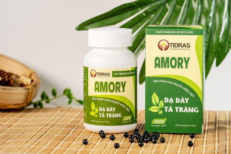 Amory thuốc điều trị đau dạ dày
