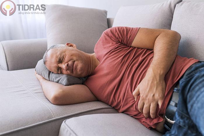 bệnh loét dạ dày