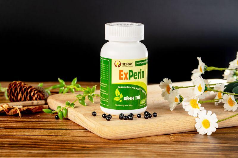 Thuốc chữa bênh trĩ Exprin